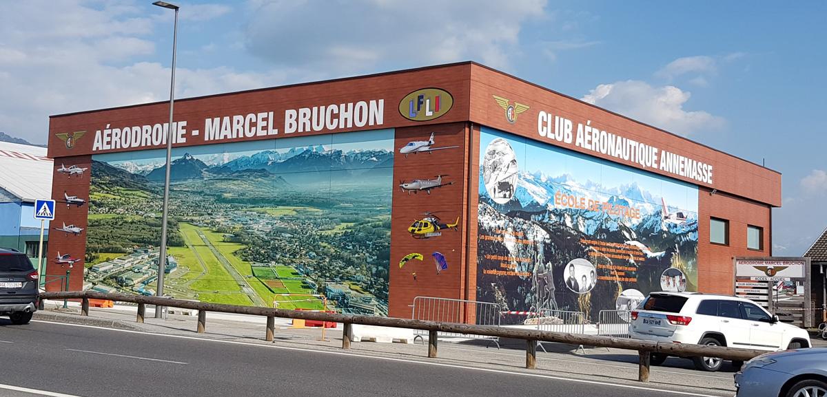 Proyecto realizado por Lacroix Réalisation