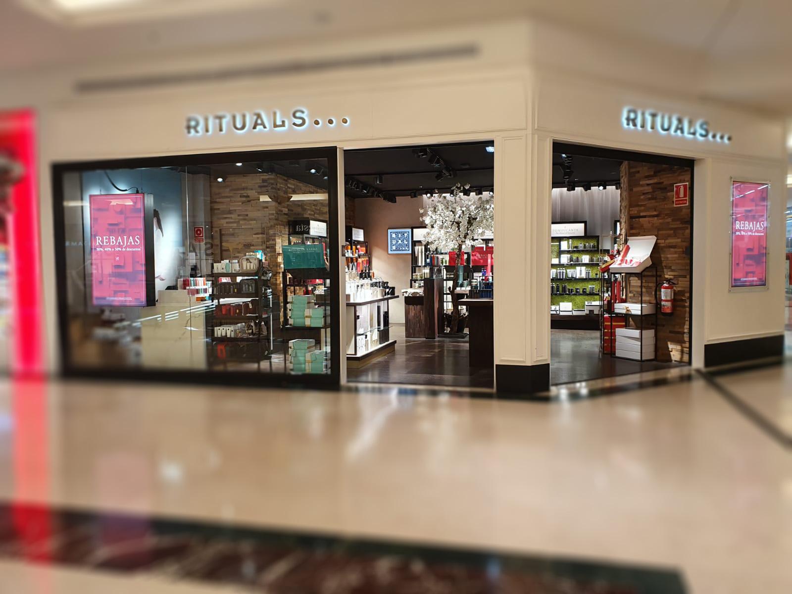 Tienda en centro comercial
